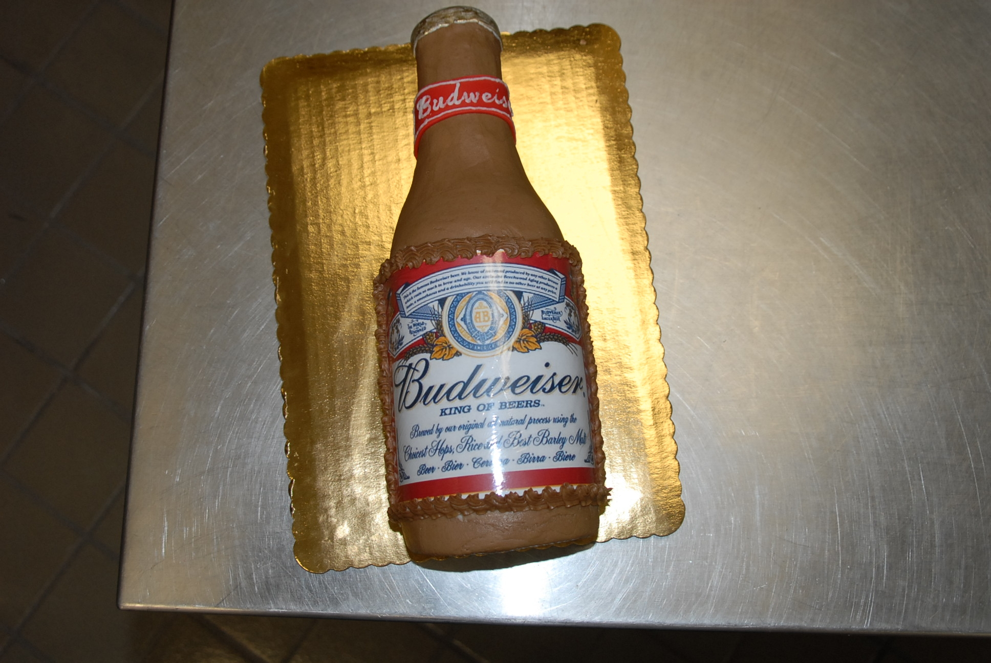 Excellent Beer Cake Create An Event Personalised Birthday Cards Epsylily Jamesorg